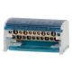 XBS Blok rozdzielczy łączeniowy mostek 2x11 125A CSB-211