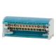 XBS Blok rozdzielczy łączeniowy mostek 2x15 125A CSB-215
