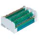 XBS Blok rozdzielczy łączeniowy mostek 4x15 125A CSB-415