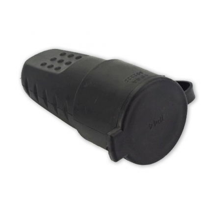 Elektro Gniazdo hermetyczne przenośne gumowe IP44 16A 230V