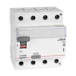 Legrand Wyłącznik różnicowoprądowy 4P 40A 0,03A typ AC P304 TX³ 411708