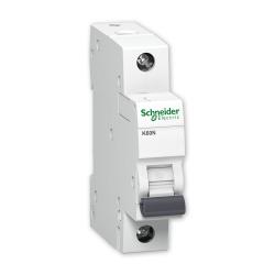 SCHNEIDER Wyłącznik nadprądowy 1P B 16A 6kA AC K60N A9K01116
