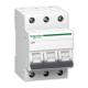 SCHNEIDER Wyłącznik nadprądowy 3P B 25A 6kA AC K60N A9K01325
