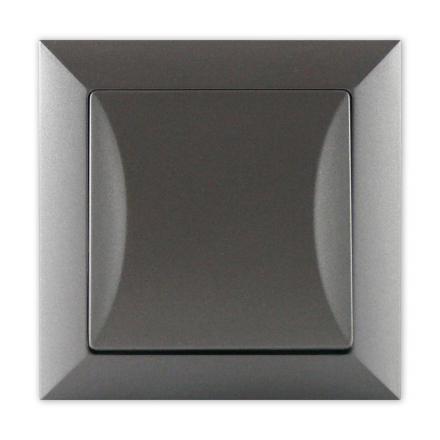 TIMEX OPAL Wyłącznik łącznik zwierny dzwonek w kolorze grafitowym