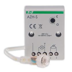 F&F Automat zmierzchowy natynkowy 16A z sondą AZH-S
