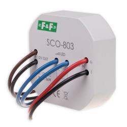 F&F Ściemniacz oświetlenia LED 12V SCO-803