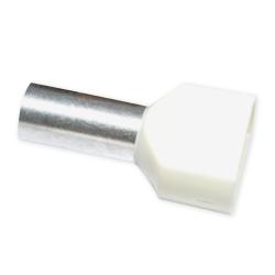 Tulejka kablowa izolacyjna podwójna 2x16 mm2 100 sztuk