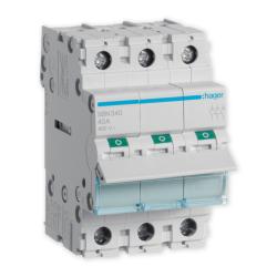 HAGER Rozłącznik wyłącznik izolacyjny 40A 3P SBN340