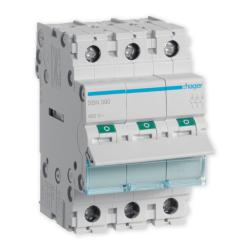 HAGER Rozłącznik izolacyjny wyłącznik główny 100A 3P SBN390