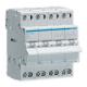 HAGER Przełącznik instalacyjny wyboru zasilania sieci 4P 40A 400V SFT440