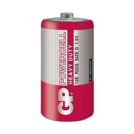 GP Bateria PowerCell R20 rozmiar D 1.5V