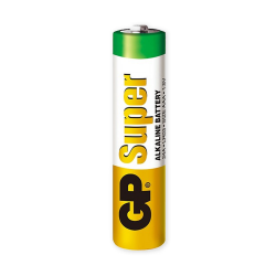 GP Bateria alkaliczna Super Alkaline R3 AAA 1.5V
