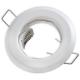 Oprawa oprawka halogenowa okrągła stała biała