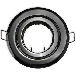 Oprawa oprawka halogenowa okrągła ruchoma grafit