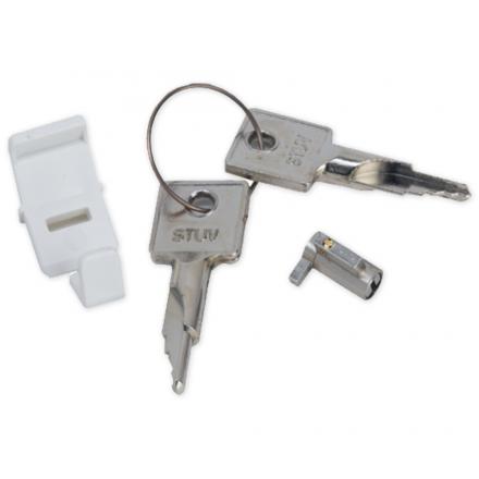 HAGER Zamek z 2 kluczykami do rozdzielnic Golf VF/VS VZ794N