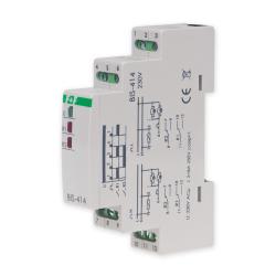 F&F Przekaźnik impulsowy sekwencyjny 16A 230V AC 1P BIS-414