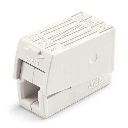 WAGO Szybkozłączka oświetleniowa 2x1-2,5mm² 224-112