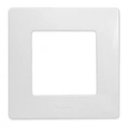 Legrand NILOE Ramka pojedyncza biała 665001