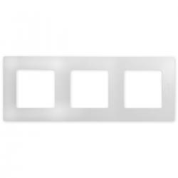 Legrand NILOE Ramka potrójna biała 665003