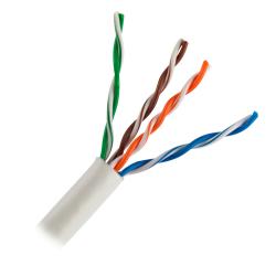 Maxcable Przewód teleinformatyczny UTP 5e rolka 100mb