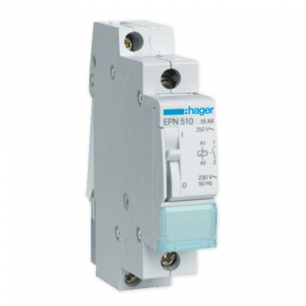 Hager Przekaźnik impulsowy 16A 230V AC 1Z EPN510