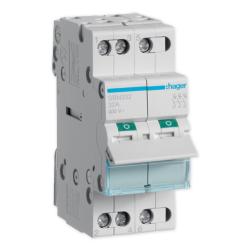 HAGER Rozłącznik izolacyjny wyłącznik główny 32A 3P SBN332