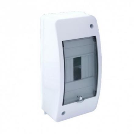 Elektro-Plast Rozdzielnica natynkowa z klapką 1x4 IP42 RNT 4S 3.2