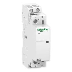 SCHNEIDER Stycznik modułowy 25A 230V 2Z iCT A9C20732