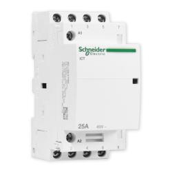 SCHNEIDER Stycznik modułowy 25A 230V 4Z iCT A9C20834