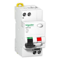 SCHNEIDER Wyłącznik różnicowo-nadprądowy 2P B20A 0,03A typ AC A9D22620
