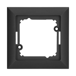 TIMEX OPAL Ramka pojedyncza czarny mat Ra-1 Op CZ/MAT