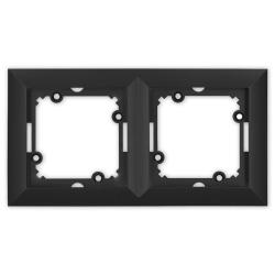 TIMEX OPAL Ramka podwójna w kolorze czarnym