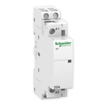 SCHNEIDER Stycznik modułowy 25A 230V 1Z iCT A9C20731