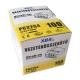 XBS Szybkozłączka na drut 4x0,5-2,5mm2 transparentna opak. 100 szt.