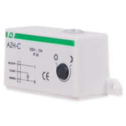 F&F Automat zmierzchowy hermetyczny MINI 10A 230V 2-1000lx obudowa IP65 AZH-C