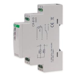 F&F Przekaźnik termiczny do pomiaru wzrostu ciepła urządzeń elektrycznych CR-810 DUO