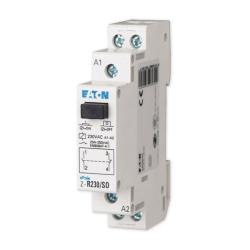 EATON Przekaźnik instalacyjny elektromagnetyczny 1Z 1R 20A 230V AC Z-R230/SO 265181