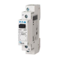 EATON Przekaźnik instalacyjny elektromagnetyczny 1Z 20A 24V DC Z-R23/S 265161