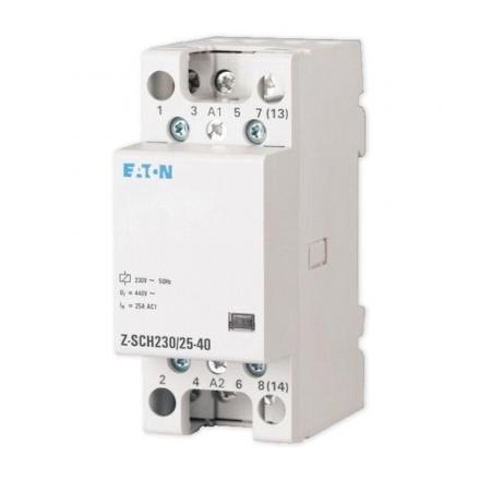 EATON Stycznik instalacyjny 4Z 0R 25A 230V Z-SCH230/25-40 248847