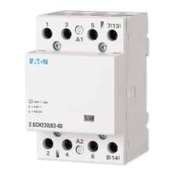 EATON Stycznik instalacyjny 4Z 0R 63A 230V Z-SCH230/63-40 248856