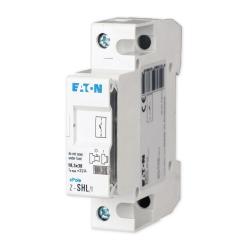 EATON Rozłącznik bezpiecznikowy cylindryczny z sygnazlizacją na wkładki 10x38mm 1P 32A 230V~ Z-SHL/1 263883