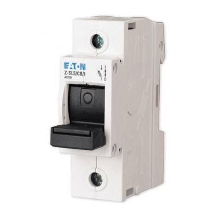 EATON Rozłącznik bezpiecznikowy na wkładki D02 1P 63A 400V~/110VDC Z-SLS/CB/1 248247
