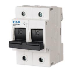 EATON Rozłącznik bezpiecznikowy na wkładki D02 2P 63A 400V~/220VDC Z-SLS/CB/2 248248