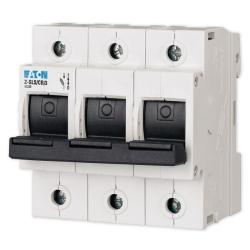 EATON Rozłącznik bezpiecznikowy na wkładki D02 3P 63A 400V~/220VDC Z-SLS/CB/3 248249