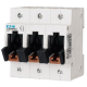 EATON Rozłącznik bezpiecznikowy na wkładki D0 3P 63A 400V~/220VDC Z-SLS/NEOZ/3 248234