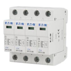 EATON Ogranicznik przepięć 4P 20kA kategorii C SPCT2-280/4 167596