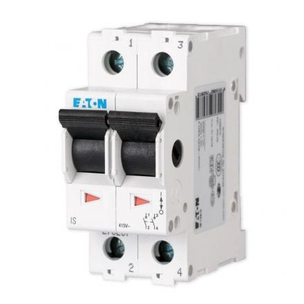 EATON Rozłącznik izolacyjny modułowy 2P 16A IS-16/2 276255