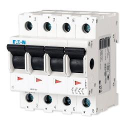 EATON Rozłącznik izolacyjny modułowy 4P 125A IS-125/4 276289