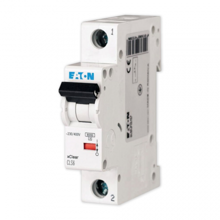 EATON Wyłącznik nadprądowy 1P C16A 6kA CLS6-C16-DP 270352