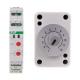 F&F Przekaźnik czasowy 1P 8A 230V/24V AC/DC wielofunkcyjny z zewnętrznym potencjometrem PCU-518DUO